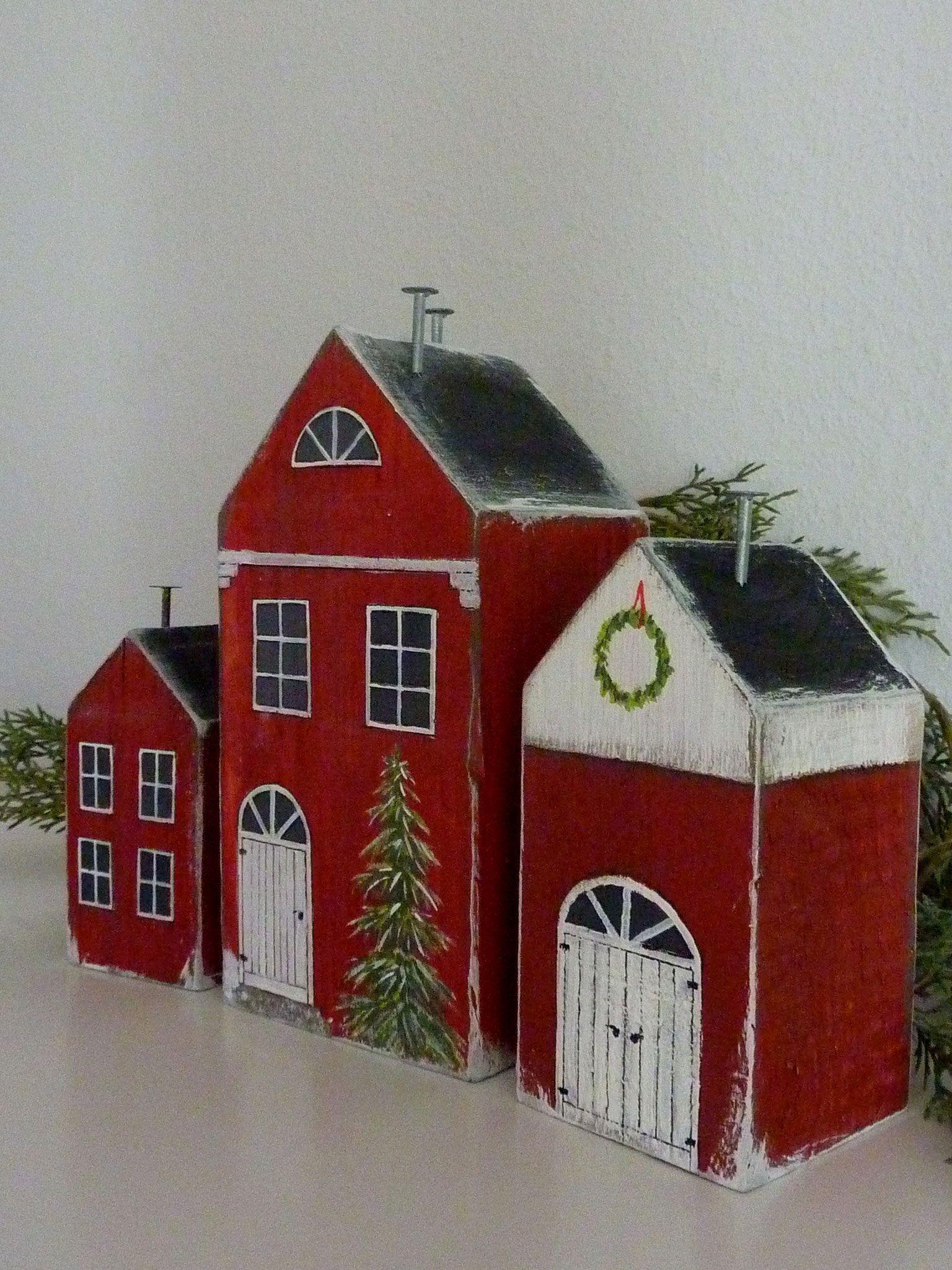 Pin Von Robyn Auf Little Houses