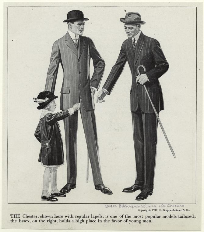 1910 1920 Herren Mode Mode Herrin