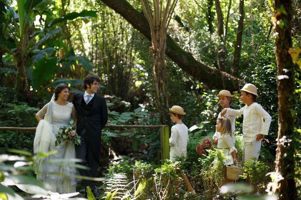 La boda de Andrea y Álvaro en Coruña © Oscar Companioni