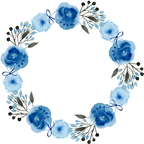 Https Www Pngkey Com Maxpic U2a9o0u2i1y3u2t4 Flower Frame Wreath Watercolor Floral Border Design