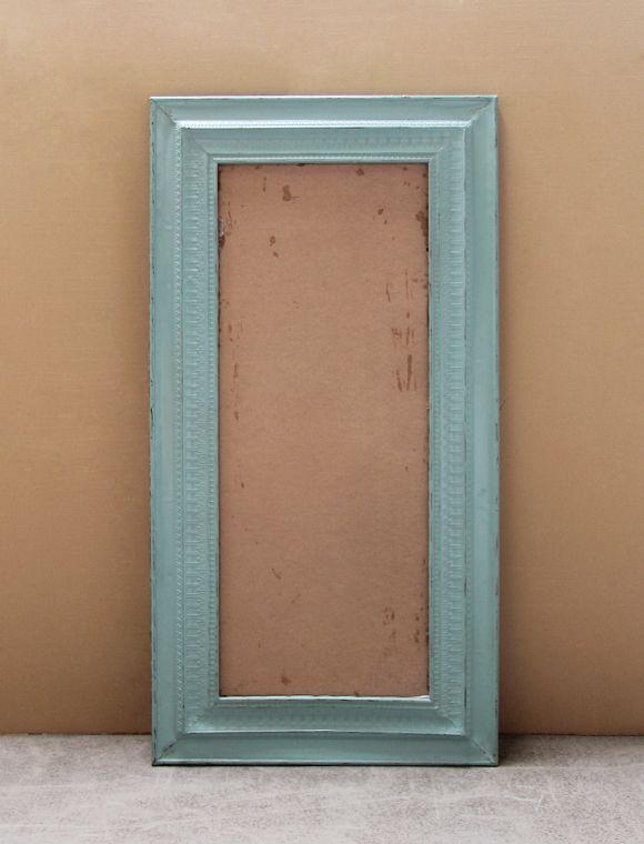 lvd48nosnosp190 spiegelrahmen türkis  spiegel rahmen