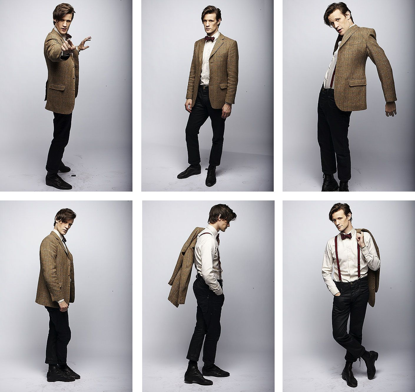 Who is Doctor Dr Eleventh Doctor/'s Jacket