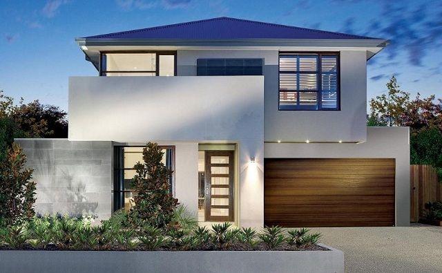 fachadas de casas modernas orientales