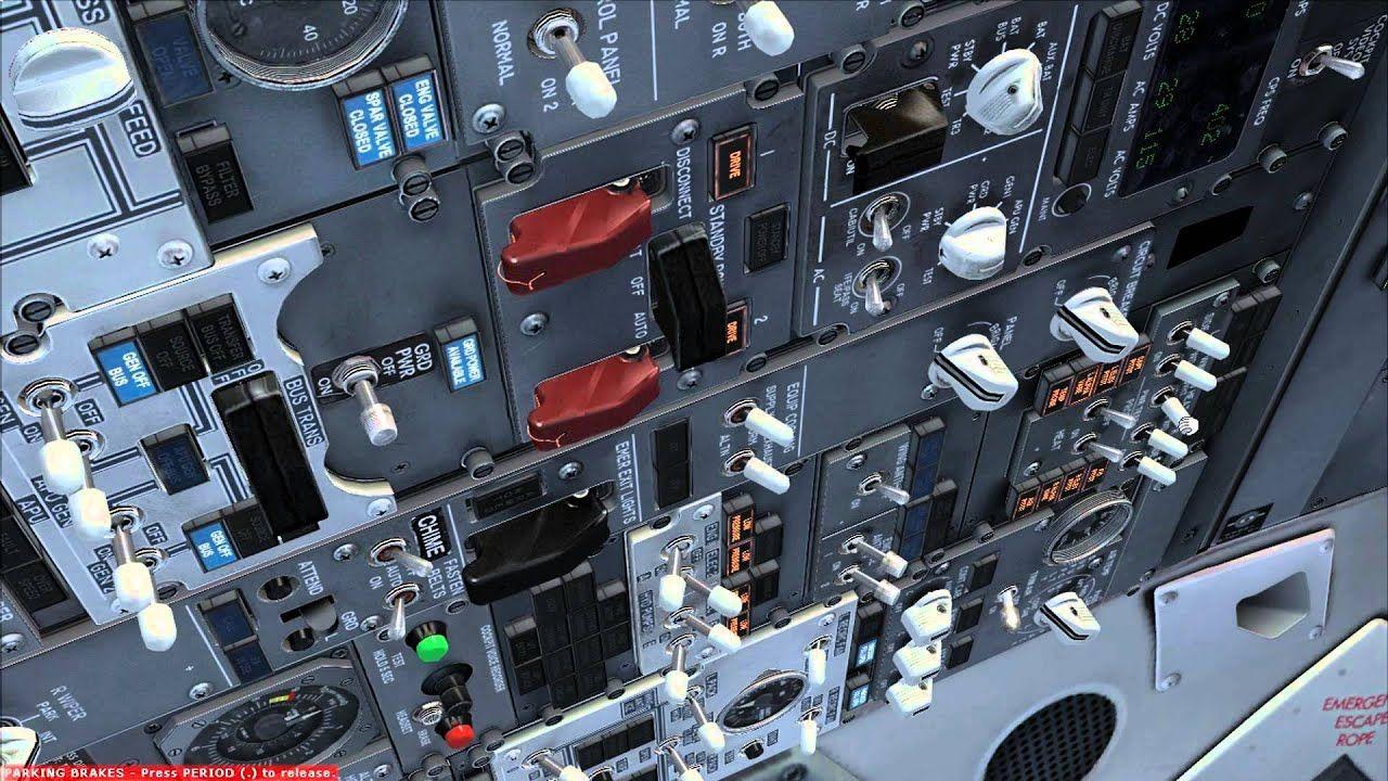 How To Start A Boeing 737 800 Fsx In 2020 Boeing 737 Boeing Flight Simulator
