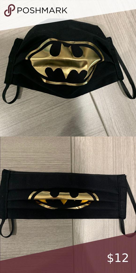 Protective Face Mask Batman Custom Batman Batman Face Mask