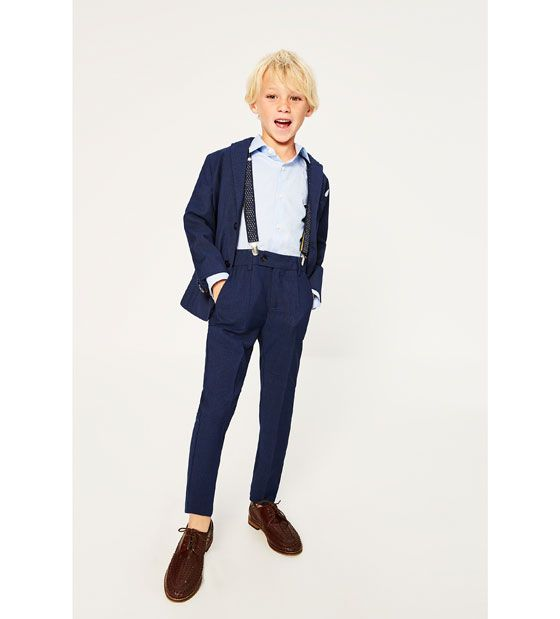 Estructura Work Traje Kids Suits Pantalón Pinterest O8fwwx