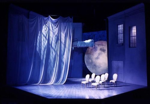 Outer space set design theatre google search for Outer space design