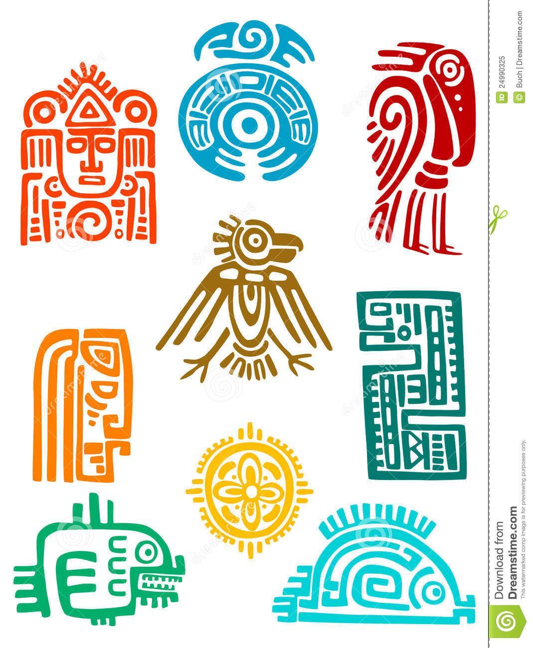 simbolos mayas buscar con google inspiration