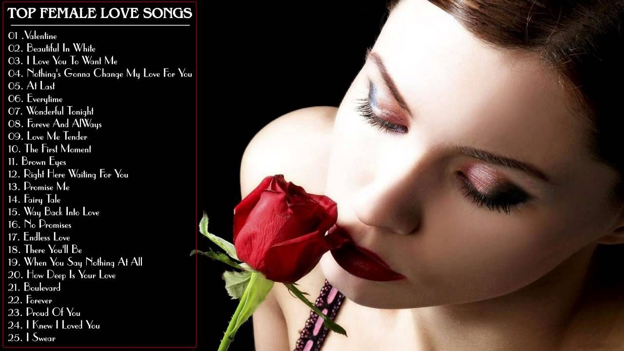 Top love songs for her