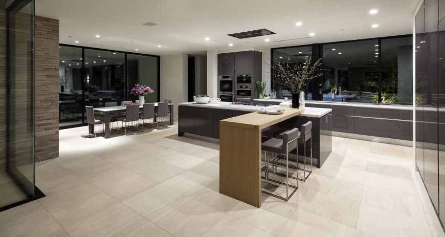 Kitchen Island Extension 35 custom kitchen designs from top kitchen designers worldwide