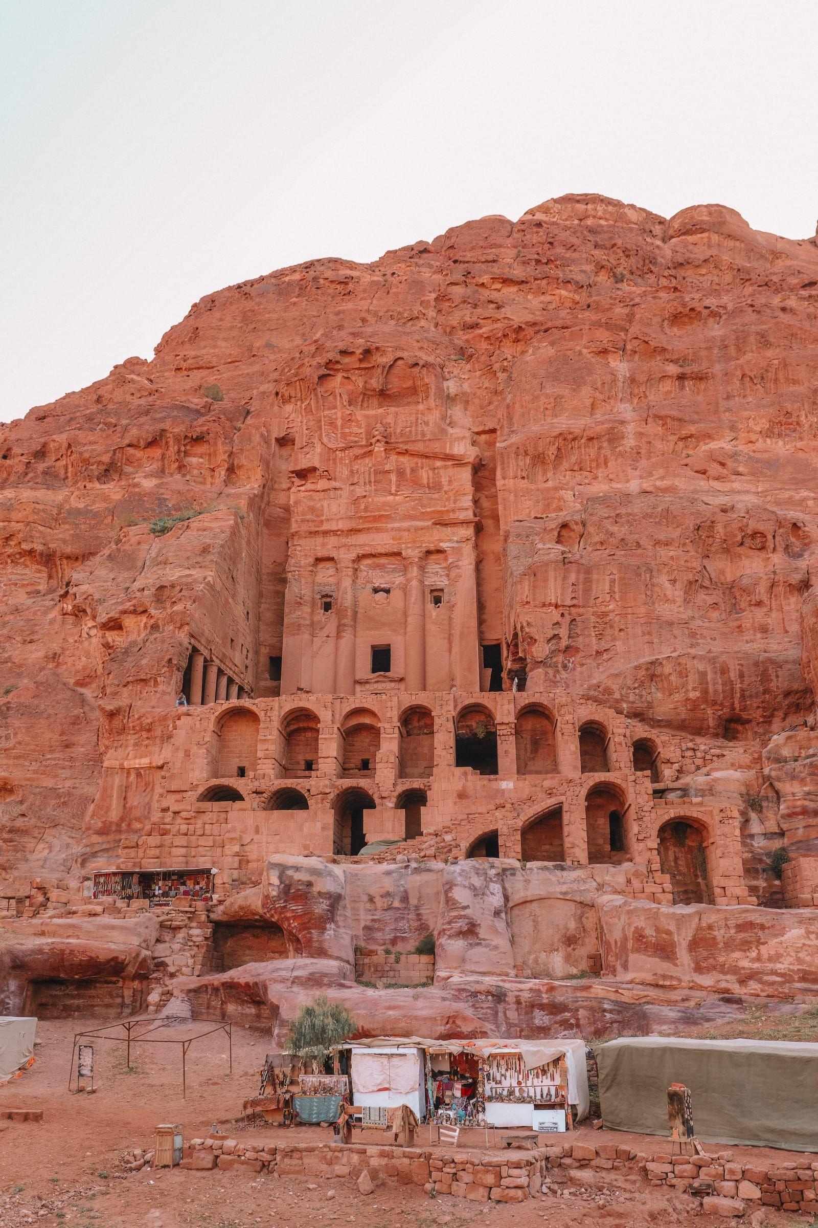 What Is It Like To Visit Petra In Jordan For The First Time? #traveltojordan