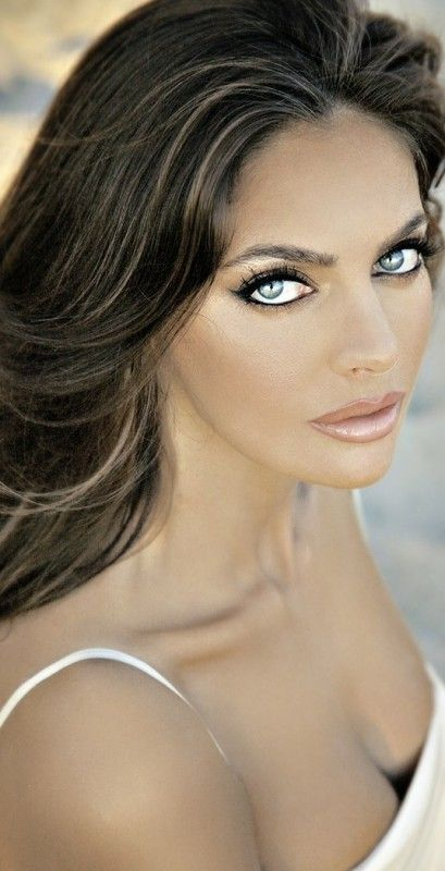 30 Of The Most Beautiful Eyes From Women Around The World -2587