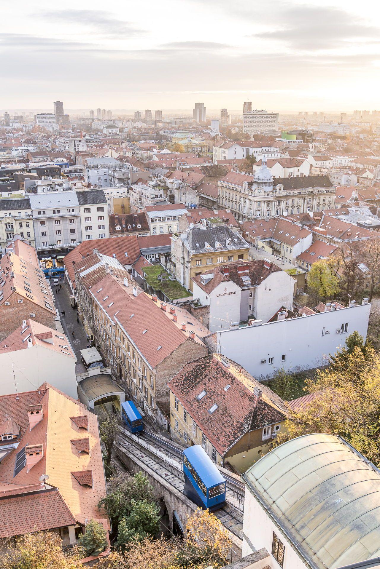 7 Top Tipps Fur Die Stadtereise Nach Zagreb Sehenswurdigkeiten In 2020 Zagreb Seaside Towns City