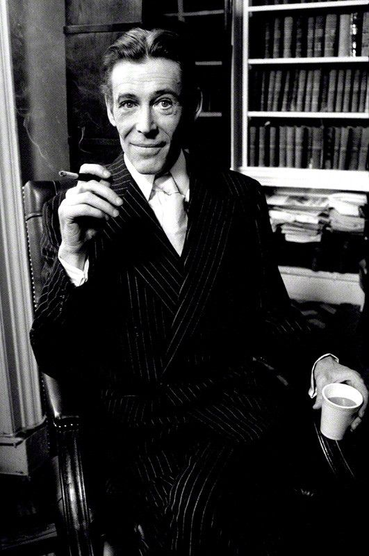 peter o'toole :D the impossible cool