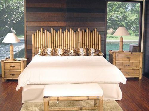 Bamboo Bedroom Furniture Sets Fruwezi Slaapkamer Interieuren