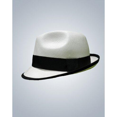 Sombrero Urbano - Sombrero trabajado 100% en paja toquilla 87e953783d3