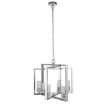 $180 Costco Ove Decor Woburn 6 Light Pendant Light