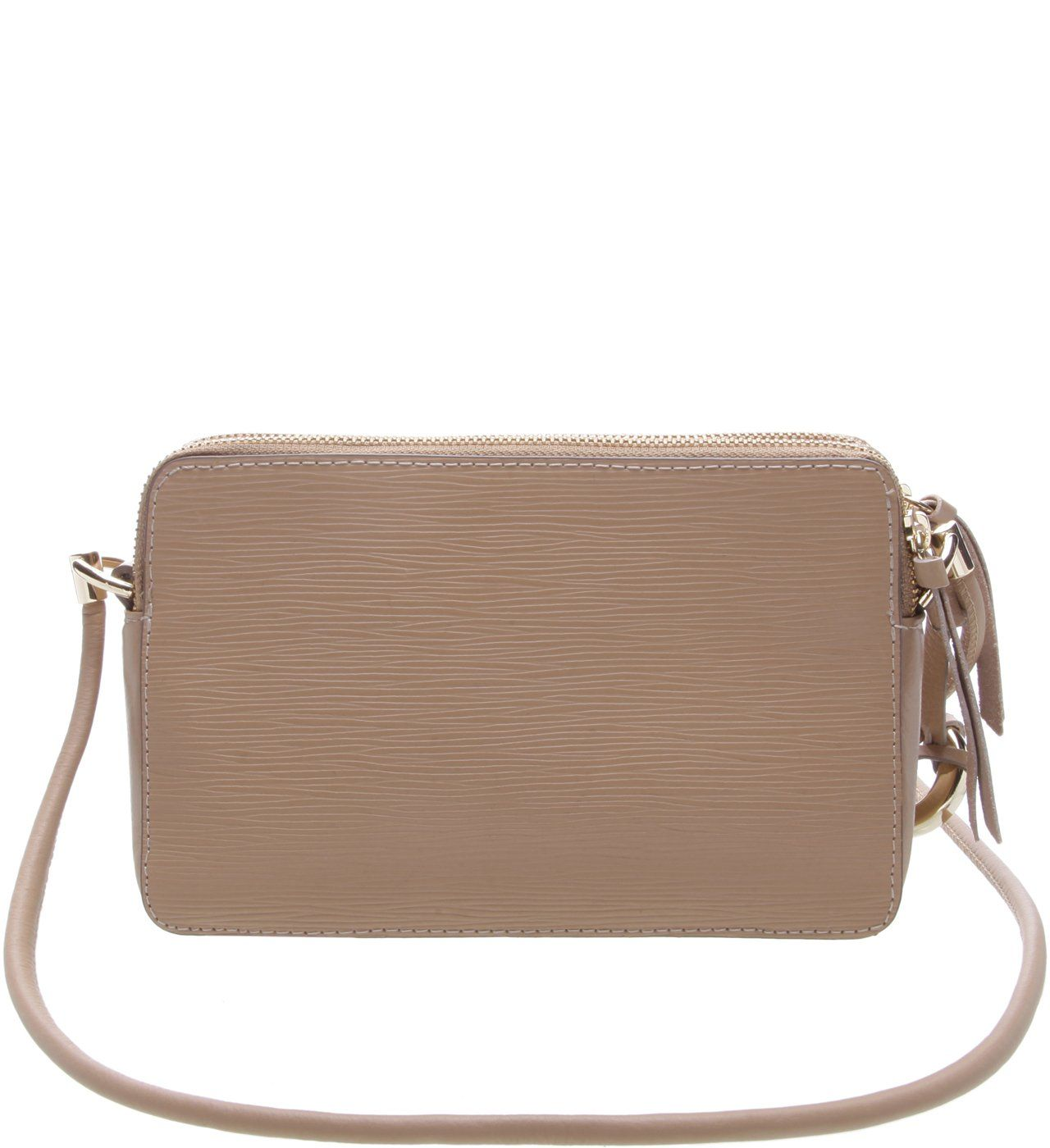 68ce1d678 Bolsa Tiracolo Couro Wave Abraccio Pale Beige | BOLSAS | Bags e Fashion