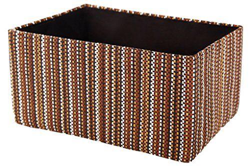 Toy Storage Ideas] Perber Storage Basket Foldable Cube Organizers ...