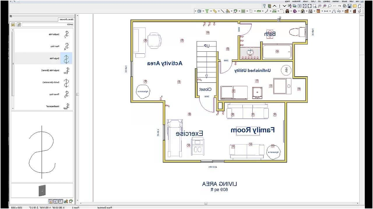 wiring your basement basement electric design plan from how to wire your basement [ 1280 x 720 Pixel ]