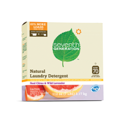 A In Ewg Natural Laundry Detergent Powder Powder Laundry