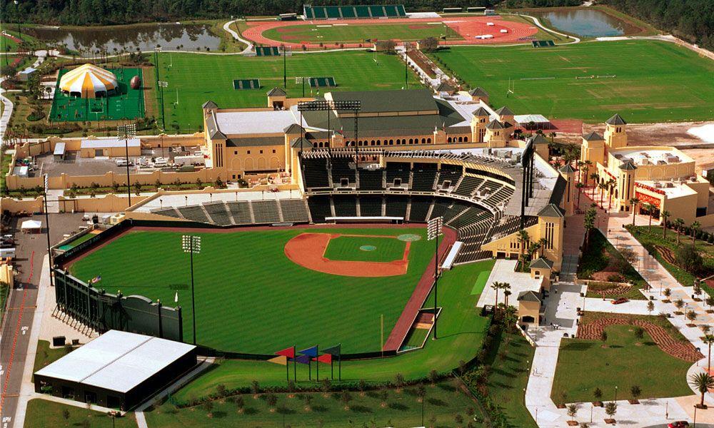 ESPN Wide World of Sports Complex in Orlando, Florida