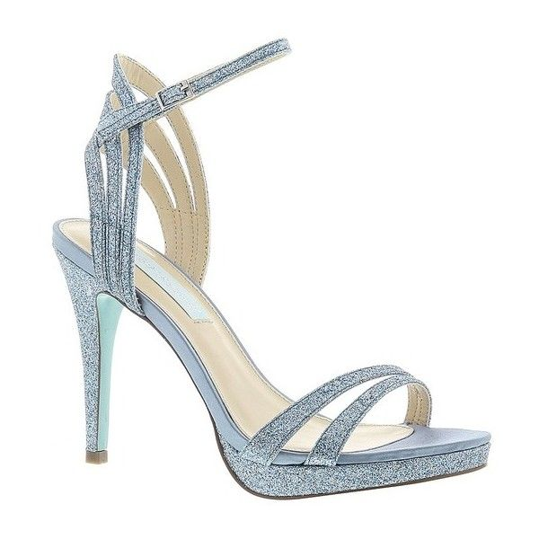 8b98d753ca0 Blue by Betsey Johnson Ella ( 80) ❤ liked on Polyvore featuring shoes