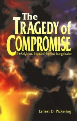 The Tragedy of Compromise  -     By: Ernest D. Pickering: Excellent book! When Bro. Pickering wrote this in 1996, he was witnessing the fruits of years of compromise in the church. He would indeed be saddened but not surprised at the fall of the Independent Baptist Church today. There is a definite famine in the land!