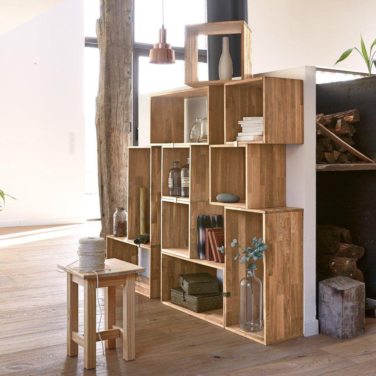 Pingl par elle sur libraries mobilier de salon deco et maison for Mobilier decoration maison