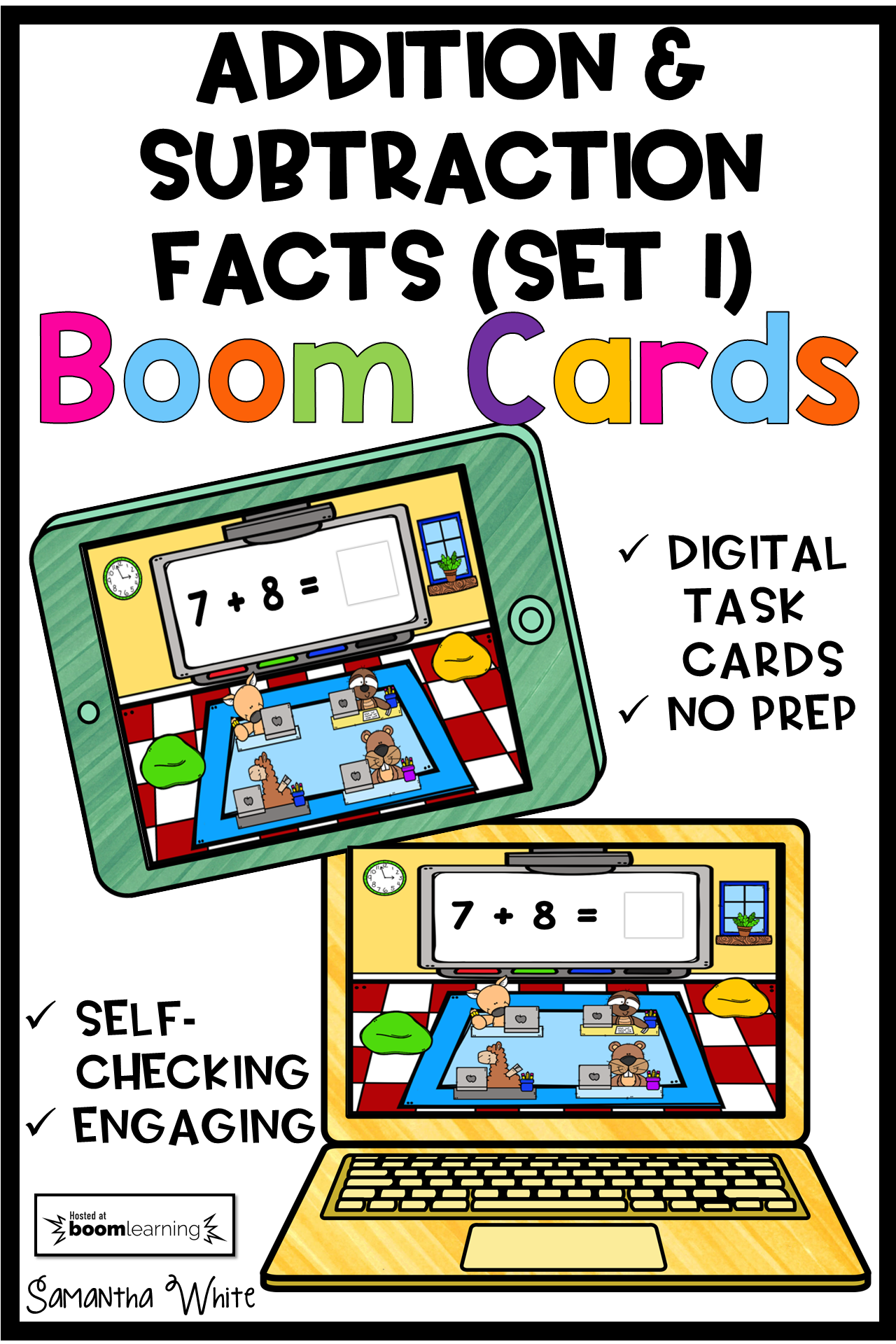 Your Students Will Enjoy Practicing Addition And