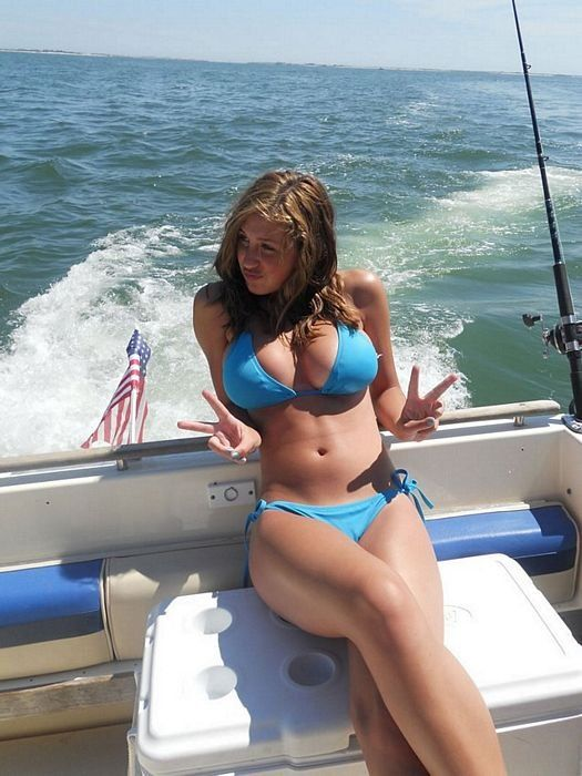 Porn movie pictures of hot chicks fishing amature porn