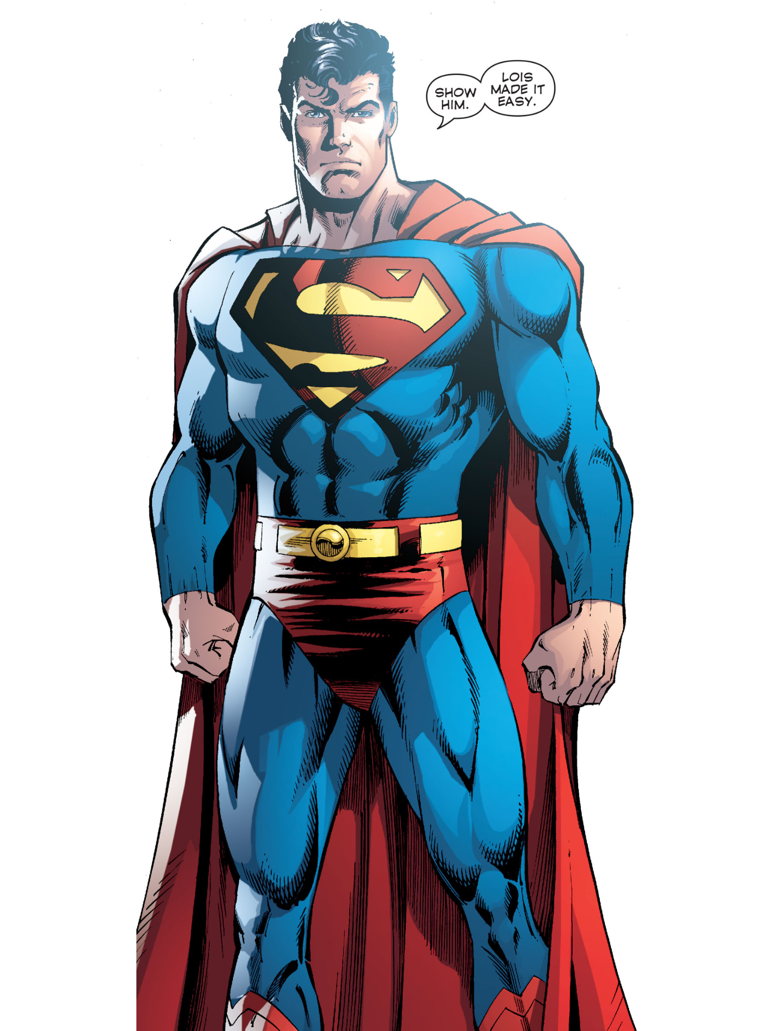 Superman (from Superman: Convergence No.2) Art by Dan Jurgens #Superman #Convergence #DCComics