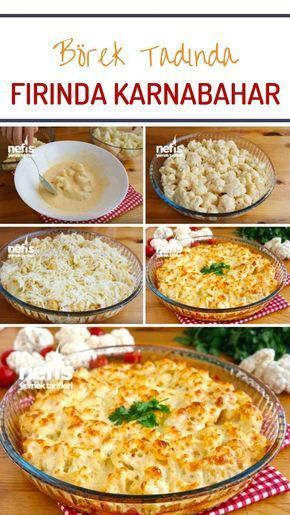 Photo of How to Make Baked Cauliflower Recipe? 6.405 people in the book …