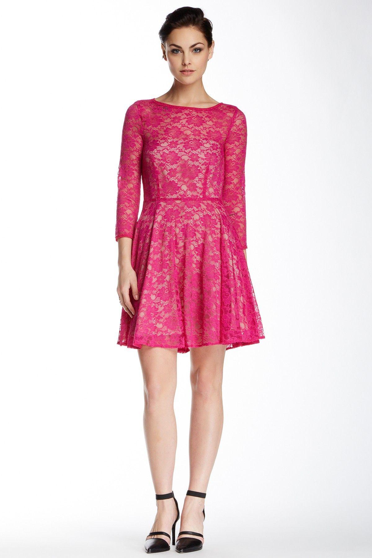 French connection lizzie lace dress dresses lace