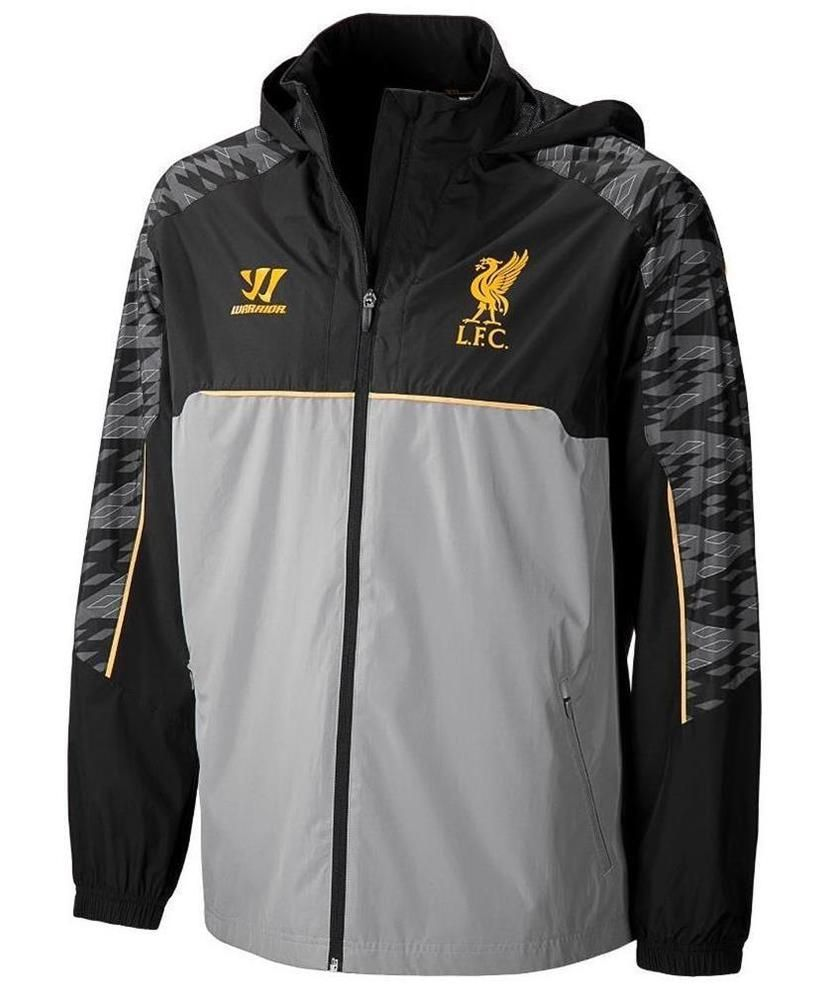 Liverpool FC Official Football Gift Boys Jacket /& Pants Tracksuit Set Red