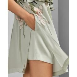 Photo of Schulterfreier Playsuit Mit Willow-print Ted BakerTed Baker