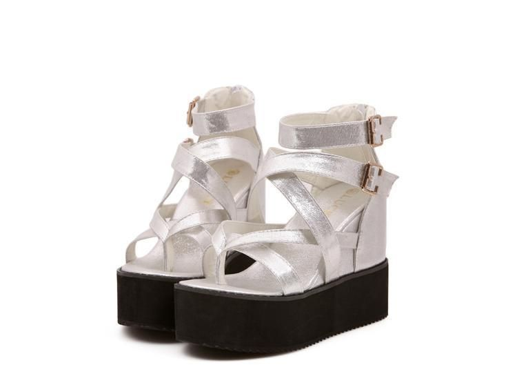 Pin on Summer Sandal Shoes Wedge Sandals