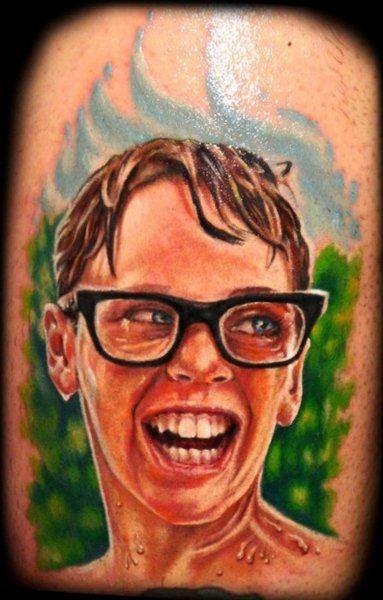 Leonard Smalls Tattoo