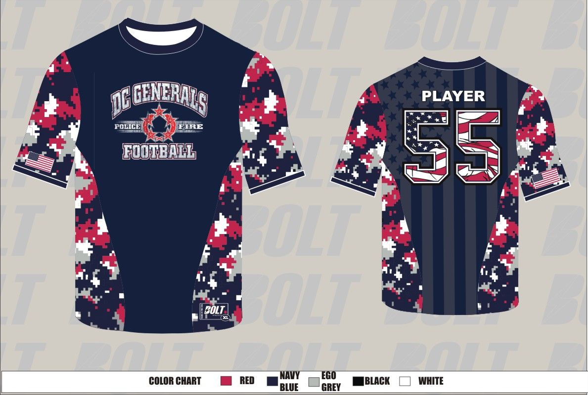 94cce9b12 If you haven t seen sublimated baseball jerseys from Bolt Athletics ...