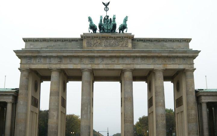 Historic Brandenburg Gate In Berlin Germany Germany Travel Travel Brandenburg Gate