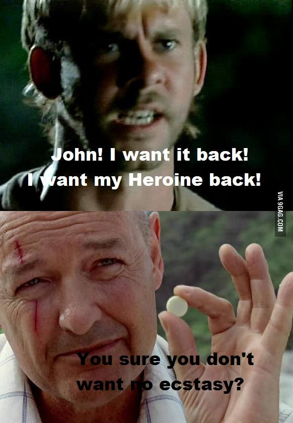 John Locke From Lost Is Epic Best Funny Pictures John Lost