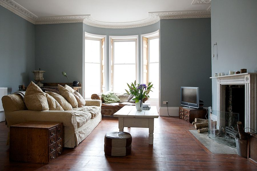 Bone China Blue Little Greene Color