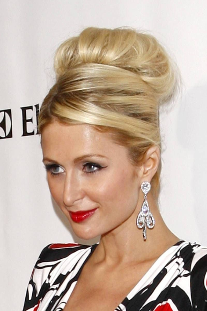 60 Updos for Thin Hair That Score Maximum Style Point | Bun ...