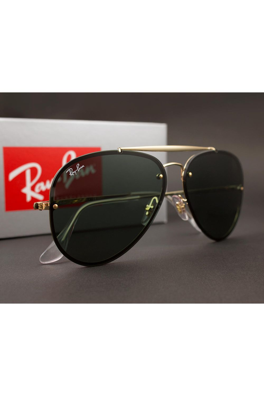 Óculos de Sol Ray Ban Blaze Aviador RB3584N 9050 71-61   Products em ... 34b3d0258b