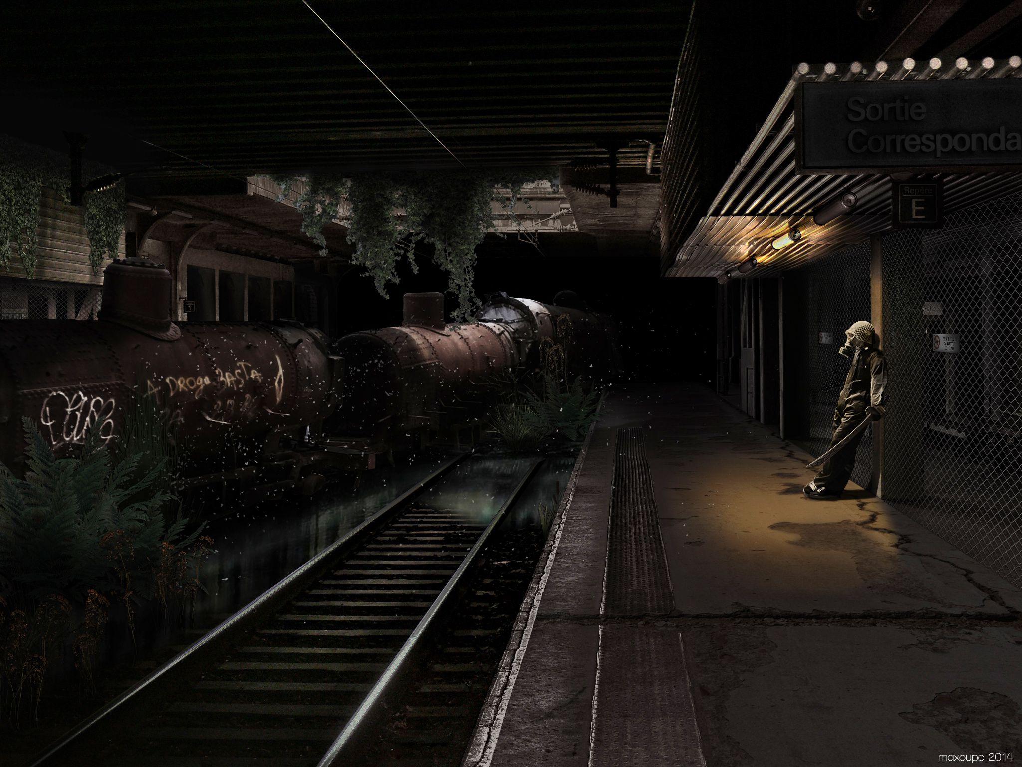 Train Apocalypse
