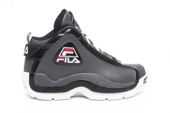 Fila Grant Hill 2 Cool Grey Available Now | Girls sneakers