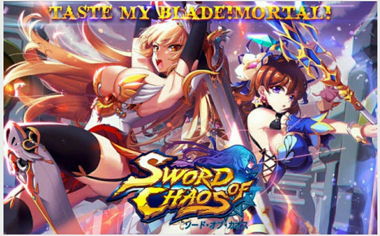 Sword of Chaos Chaos game, Chaos, Anime