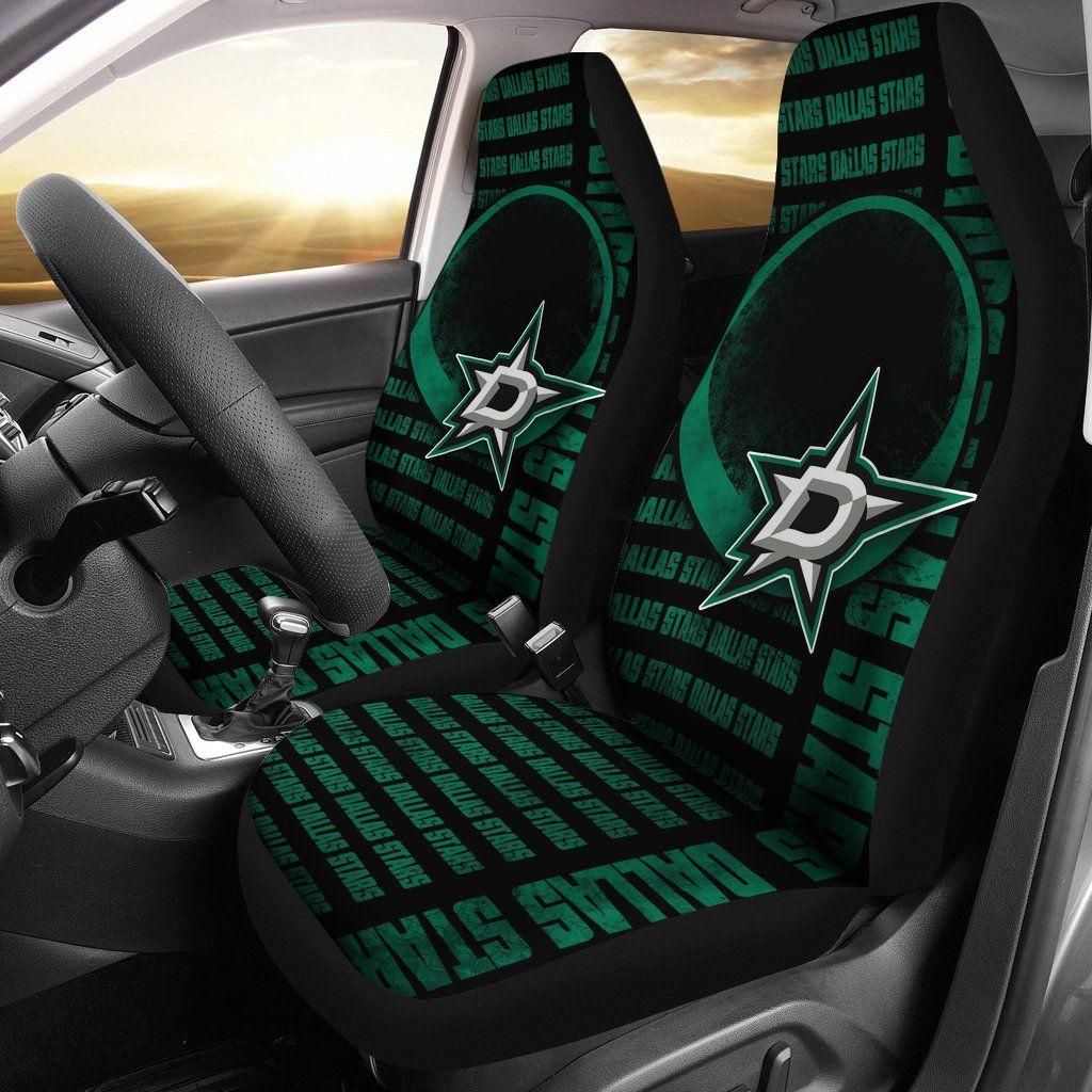 The Victory Dallas Stars Car Seat Covers – Best Funny Store | Dallas