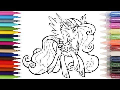 Май Литл Пони - любимые раскраски для девочек из ...