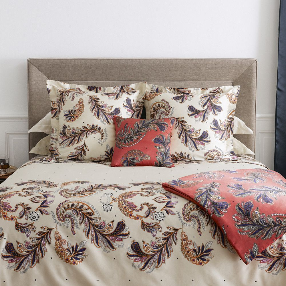Introduce Elegance To The Home With This Parure Duvet Cover From